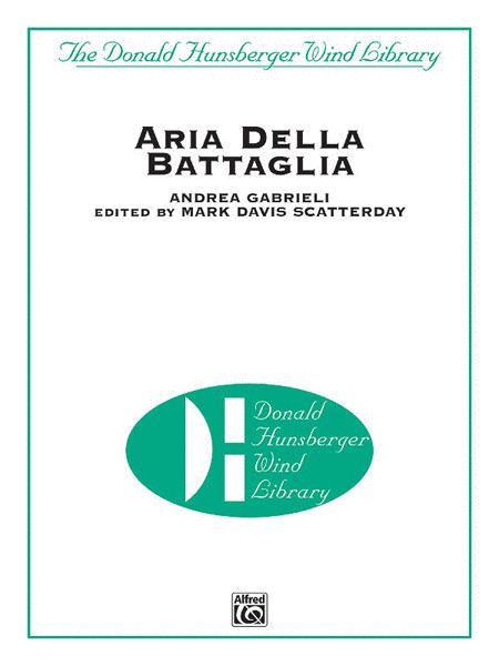 Aria Della Battaglia