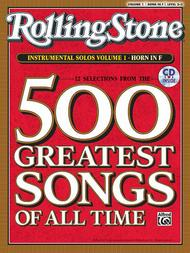 Selections from Rolling Stone Magazine's 500 Greatest Songs of All Time (Instrumental Solos)