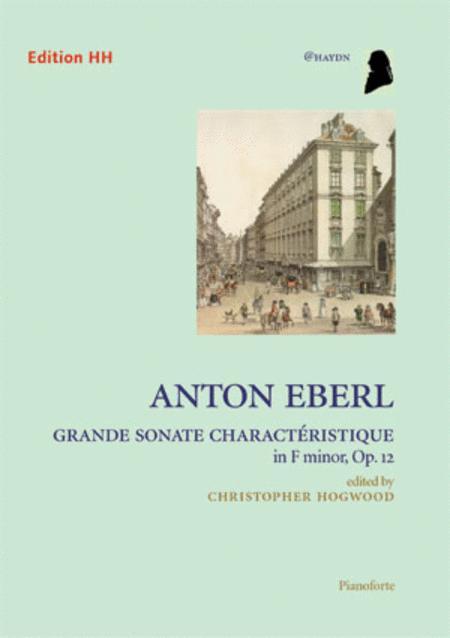 Grand sonate characteristique