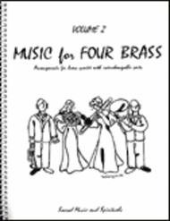 Music for Four Brass, Volume 2, Part 2 - Bb Trumpet