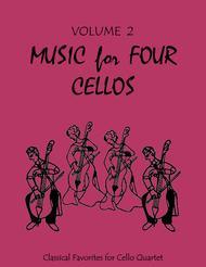 Music for Four Cellos, Volume 2 - Cello Quartets