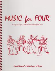 Music for Four, Christmas, Part 1 -Flute/Oboe/Violin