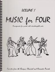 Music for Four, Volume 1, Part 1 - Flute/Oboe/Violin
