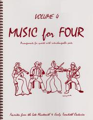 Music for Four, Volume 4, Part 3 - Clarinet