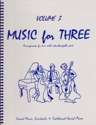 Music for Three, Volume 3, Part 3 - Cello/Bassoon