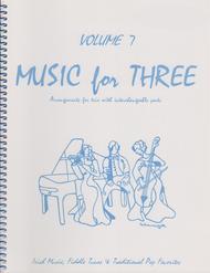 Music for Three, Volume 7, Part 2 - Flute/Oboe/Violin