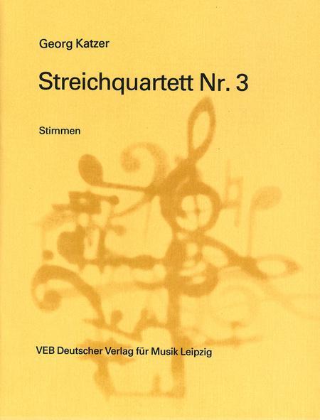 Streichquartett Nr. 3