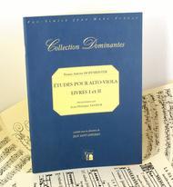 Studies for viola. Books I & II - Leipzig
