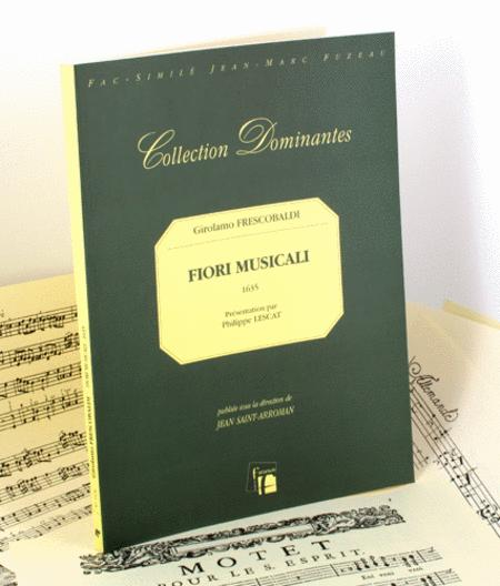 Fiori musicali di diversi compositioni toccate, kirie, canzoni, capricci, e recercari in partitura a quattro utili per sonatori - Opera duodecima