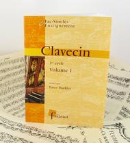 Harpsichord - easy pieces - Volume 1