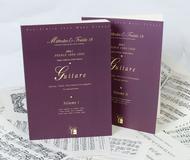 Methods & Treatises Guitar - 2 volumes - France 1600-1800
