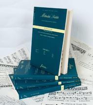 Methods & Treatises Violin - 4 Volumes - Germany-Austria - 1600-1800