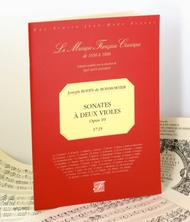 Sonata for two viols - Opus 10