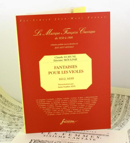 Fantasies for viols