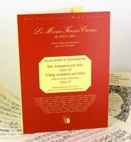 Six trio sonatas and 2 concertos - Five trio sonatas and one concerto
