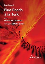 Brubeck Blue Rondo a la Turk Clarinet