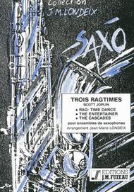 Three ragtimes