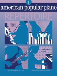 American Popular Piano Repertoire - Level 1 (Book/CD)