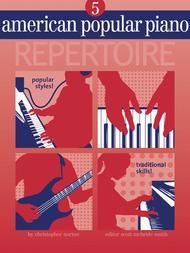 American Popular Piano Repertoire - Level 5 (Book/CD)