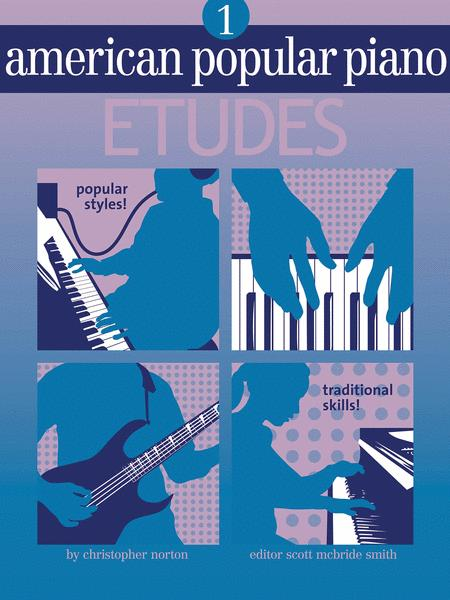 American Popular Piano Etudes - Level 1
