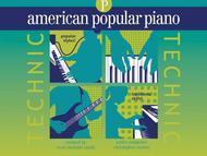 American Popular Piano Technic - Preparatory Level