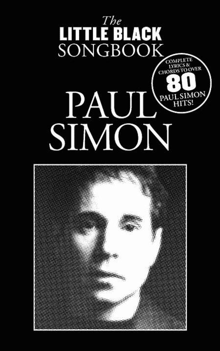 Paul Simon - The Little Black Songbook