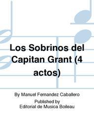 Los Sobrinos del Capitan Grant (4 actos)