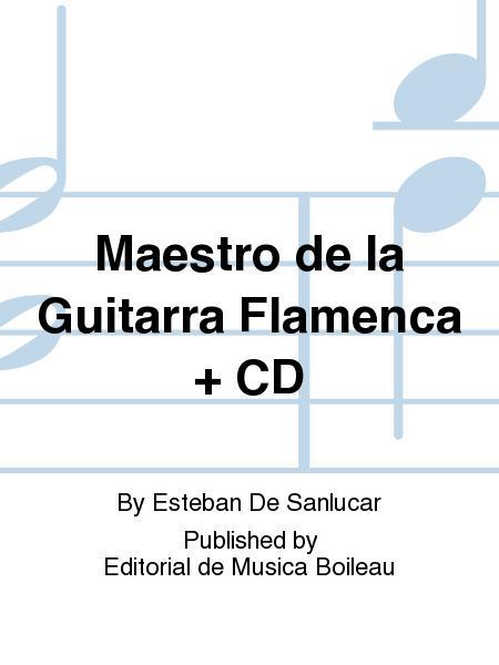 Maestro de la Guitarra Flamenca + CD