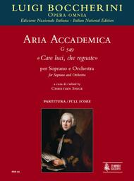 Aria accademica G 549