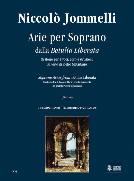 Betulia Liberata. Arias for Soprano