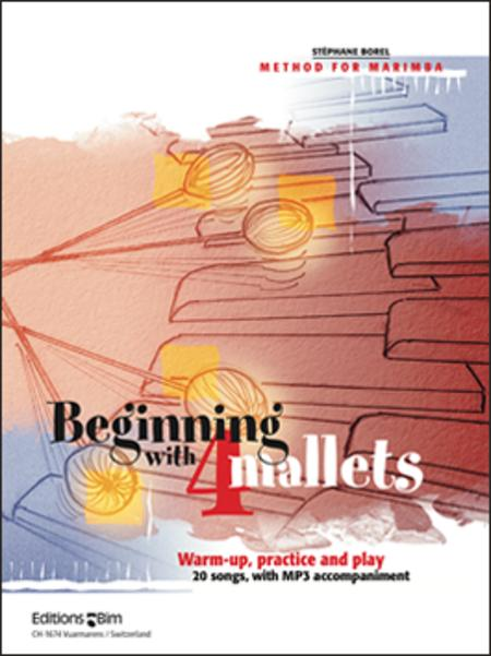Beginning with 4 Mallets