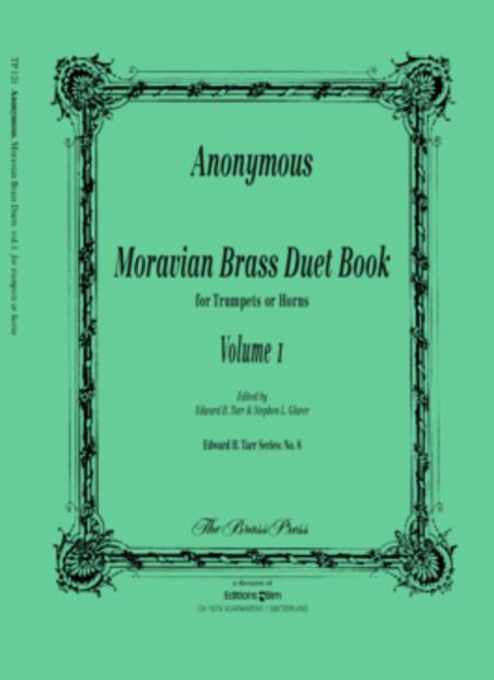 Moravian Brass Duet Book Vol. 1