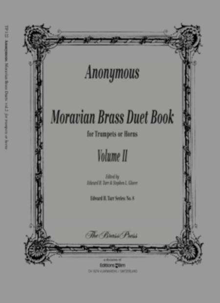 Moravian Brass Duet Book Vol. 2