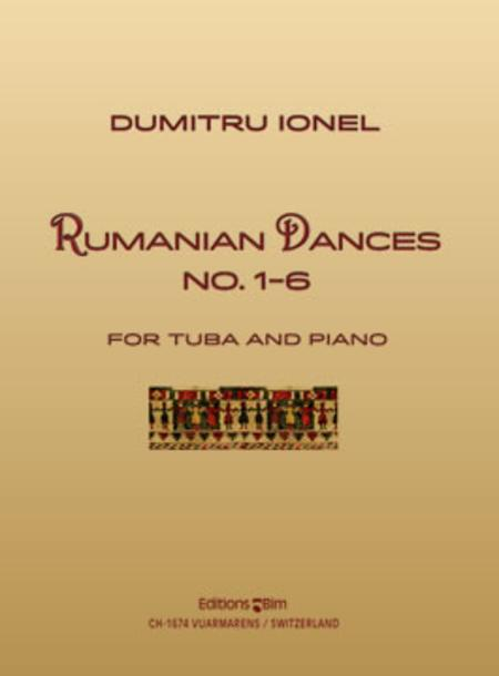 Rumanian Dances No. 1 - 6