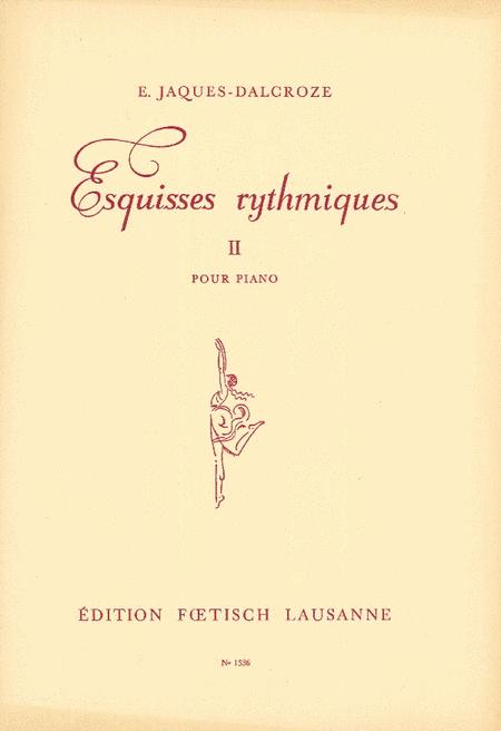Esquisses rhythmiques Vol 2