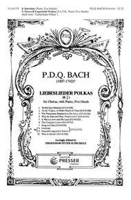 8. Interlude & 9. Farewell Ungrateful Traitor From Liebeslieder Polkas (S. 2/4)