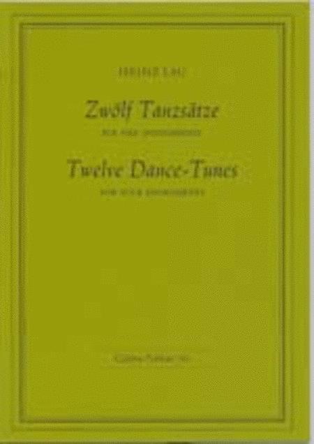 12 Tanzsatze