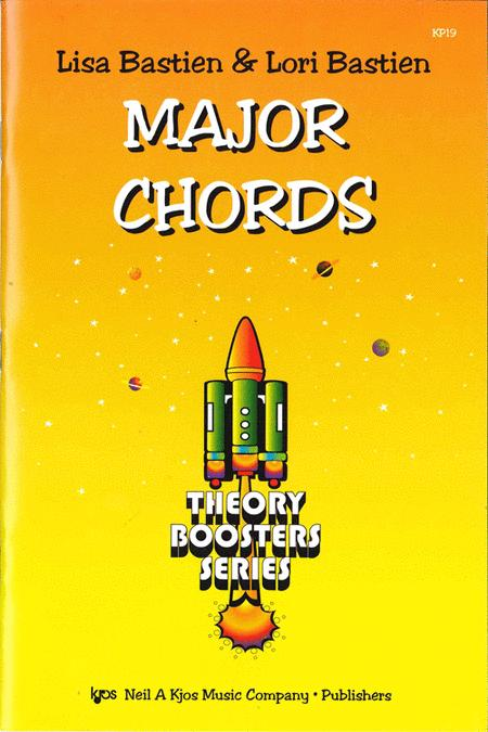 Bastien Theory Boosters: Major Chords