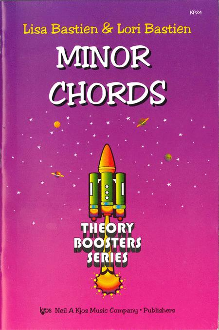 Bastien Theory Boosters: Minor Chords
