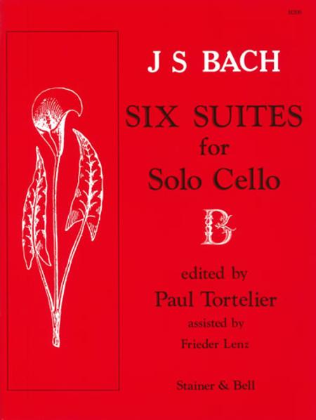 Six Suites for Unaccompanied Cello