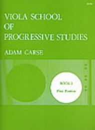 Viola School of Progressive Studies - Book 2