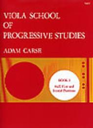 Viola School of Progressive Studies - Book 3