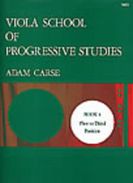 Viola School of Progressive Studies - Book 4