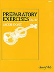 Exercises, Op. 37