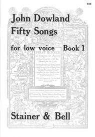 Fifty Song - Book 1 (Low Voice)