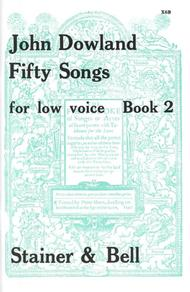 Fifty Songs - Book 2 (Low Voice)
