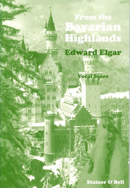 From the Bavarian Highlands: 6 Choral Dances