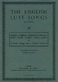 Twenty Songs from Printed Sources