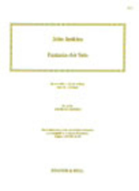 Fantasia-Air Sets [Two Treble Viols (or Violins), Bass Viol and Organ]