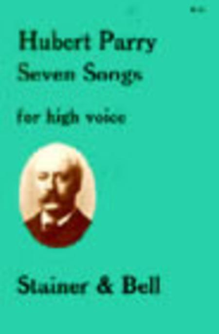 Seven Songs for High Voice